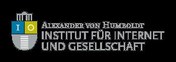 Alexander von Humboldt Institut für Internet und Gesellschaft (HIIG)