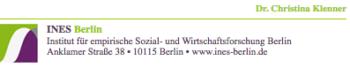 Institut für empirische Sozial- und Wirtschaftsforschung (INES) Berlin