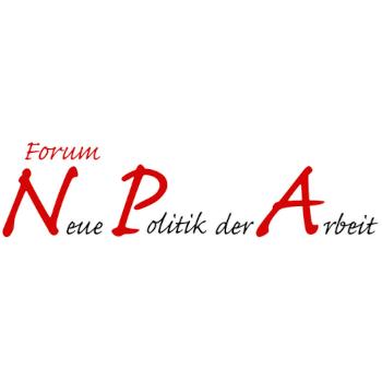 Forum neue Politik der Arbeit
